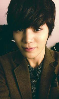 sungjong :) SOOO cute!