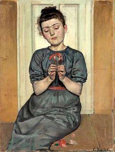 Ferdinand Hodler (1853 – 1918, Swiss)