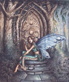 Tea Fairy By McCracken.
