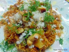 A must try rice dish from Maharastra..India..