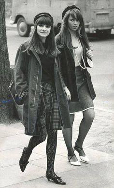 60's street style