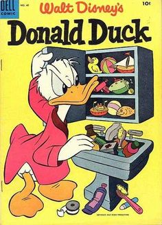 Donald Duck #40 - The Kitchy-kaw Diamond (Issue)
