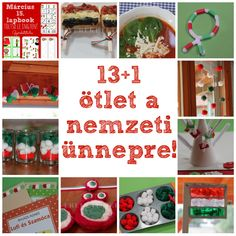 13+1 ötlet a nemzeti ünnepre! Kuwait National Day, Act For Kids, Creative Kids, Diy Crafts To Sell, Origami, March, Diy Projects, Activities, Holiday Decor