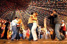 – Festas de São João Nordestinas