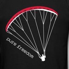 Paragliding Tee shirts - Tee shirt Homme