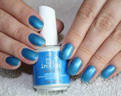 Sargasso Sea * IBD Just Gel   Online shop: http://www.enails.eu/sargasso-sea-ibd-just-gel-uv-nail-polish