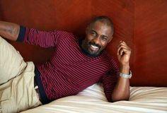 Idris Elba....Oh yesssss!!