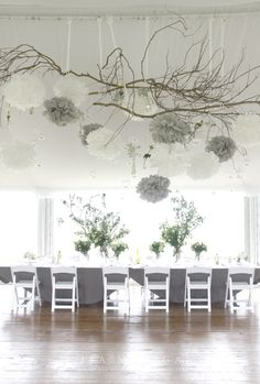 Hanging Wedding Decorations - Part 3 - Belle The Magazine