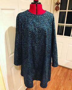e82b3f0d351 Grainline Farrow in Tana Liberty of London Lawn. One dress
