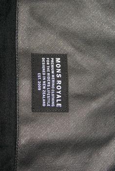 Tout Mérinos - Mons Royale #merinos #casual #sportswear