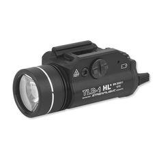 Streamlight TLR-1 HL LED Tactical Light For Pistols, 800 Lumens - 69260 - 080926692602