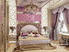 Русаковского – элитный дизайн квартир от Antonovich Design