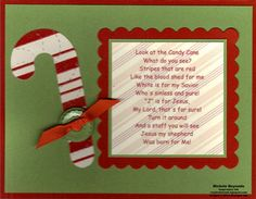 Meaning+of+the+Candy+Cane | Every Tuesday between 2 and 7 p.m. the door is open! You don't have to ..