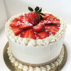 Cleveland Vegan's famous Cassata Cake. I'm dying here! This place is only 20 min away from me & I have yet to taste it. I plan to make a trip soon!