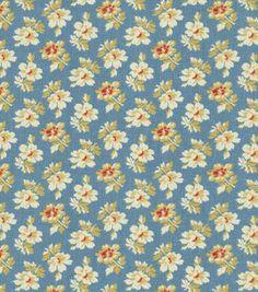 Home Decor Print Fabric-Waverly Floriana/Americana Home Decor Fabric, Fabric Crafts, Sewing Crafts, Online Craft Store, Craft Stores, Waverly Fabric, Joann Fabrics, Printing On Fabric, Kids Rugs