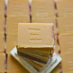 Victorian Brown Windsor Soap   Cape May Soap Company