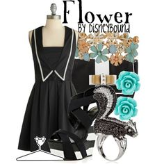 """""""Flower"""" by lalakay on Polyvore"""