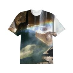 Vernal Falls Tee Too from Print All Over Me