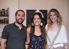 Conheça Patrícia e Carlos, casal do primeiro episódio do Cozinha Prática!