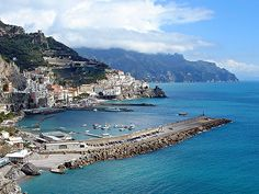 July's Featured Region, Campania at Gratzi.