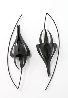 Mimikra (Kinga Sulej) - hand made silver earrings