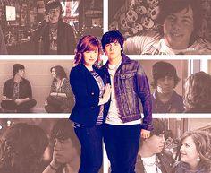 Degrassi's Clare and Eli<3