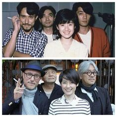 Tomoyo Harada and the YMO