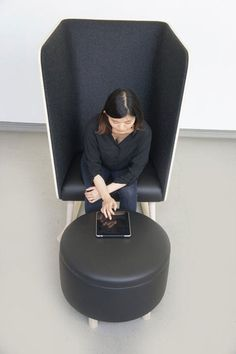 Functional Private Chair fit Relaxation while Working