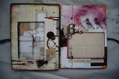 Journal.. I need to find the nerve to do this. I have bad craft-esteem.