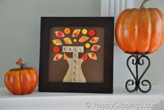 fall tree button art with scrabble tiles Button Tree Art, Button Art, Button Crafts, Scrabble Crafts, Scrabble Art, Scrabble Tiles, Scrabble Ornaments, Tile Crafts, Paper Crafts