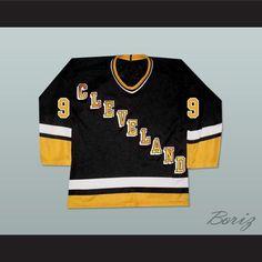 huge selection of 82d81 3e4ce Cleveland Lumberjacks IHL Hockey Jersey NEW Any Number - borizcustom