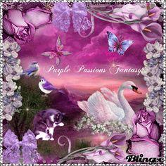 purple passion fantasy 111