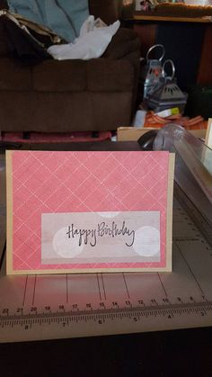 Check out this item in my Etsy shop https://www.etsy.com/listing/269651298/red-brown-birthday-card