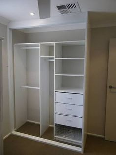 Image result for built in wardrobe storage