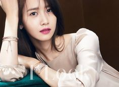 YoonA's elegant beauty radiates in '1st Look' pictorial | allkpop.com