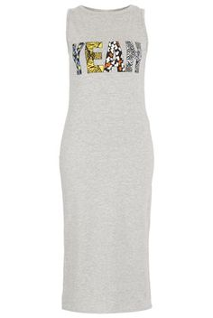 'Yeah' Tank Midi Dress and a Blazer on top would be grreat