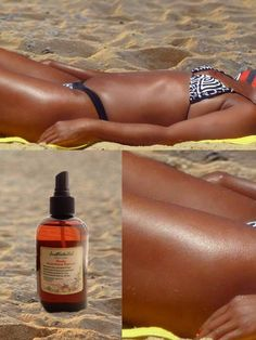 What I learned convinced me that this is an amazing product. I believe that this nutritive tanning serum can be used to help to achieve a beautiful bronze color. At first, I wondered why so many were so happy with this product. But now I know having experienced results myself. I am a Latina and this tanning oil makes my skin looks bronze, I get the perfect brown color, I am impressive with the results!