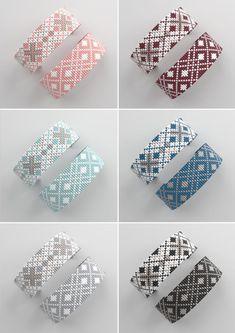 Loom Bracelet Patterns, Seed Bead Patterns, Bead Loom Bracelets, Beaded Jewelry Patterns, Beading Patterns, Beading Ideas, Beading Supplies, Mosaic Patterns, Crochet Patterns