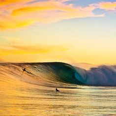 ... this would be me and my merman riding the waves at sunset...