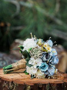 We Are Origami Photography| #blue #wedding #blueweddings