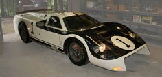 Ford J-car Completed