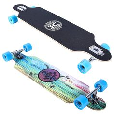 Blank Longboard Plateau Natural Drop Down 40/ x 8
