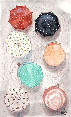 Amelie Dubois Illustration - Illustration
