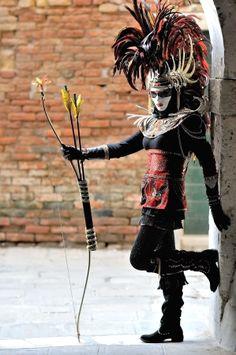 Carnevale - Venezia by Giulio Annibali on Venetian Costumes, Venice Carnival Costumes, Venetian Carnival Masks, Mardi Gras Carnival, Mardi Gras Costumes, Carnival Of Venice, Venice Carnivale, Costume Carnaval, Costume Venitien