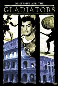 Amazon.com: Demetrius and the Gladiators: Victor Mature, Susan Hayward, Michael Rennie, Debra Paget, Anne Bancroft, Jay Robinson, Barry Jones, William Marshall, Richard Egan, Ernest Borgnine, Charles Evans, Douglas Brooks, Milton R. Krasner, Delmer Daves, Dorothy Spencer, Robert Fritch, Frank Ross, Lloyd C. Douglas, Philip Dunne: Movies & TV