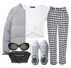 Untitled #3973 by camilae97 on Polyvore featuring polyvore fashion style New Look Topshop adidas Balenciaga Acne Studios clothing