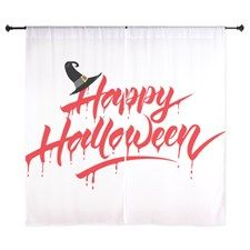 Sweet Halloween Curtains by Adrianne_Desire - CafePress Curtain Designs, Shower Curtains, Halloween, Sweet, Prints, Home Decor, Homemade Home Decor, Halloween Labels, Decoration Home