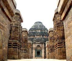 Sun Temple - Konark, India