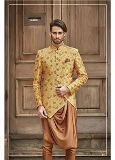Marriage Dress For Men Grooms Fashion trends - wedding rings - Mens Wedding Wear Indian, Mens Indian Wear, Wedding Dresses Men Indian, Mens Ethnic Wear, Indian Groom Wear, Wedding Dress Men, Indian Men Fashion, Wedding Suits, Wedding Attire