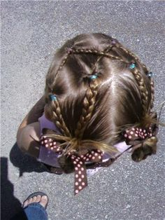 ALL THINGS SNAPBANDZ. amazing blog for little girl hairstyles :)